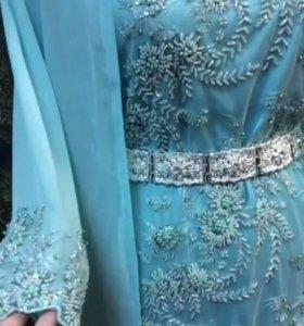 Платье Natia Emukhvari