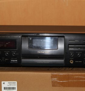 pioneer ct s640s