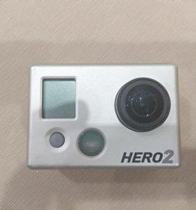 Экшн-камера GoPro Hero 2