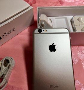 IPhone 6 на 16гб Оригинальный