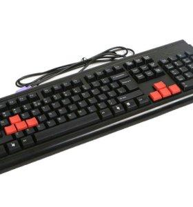 a4Tech x7 - Водонепроницаемая клавиатура