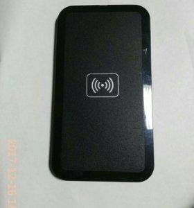 Зарядка без проводов Qi charger