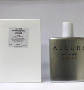 Chanel Allure Homme Sport 100 мл Тестер