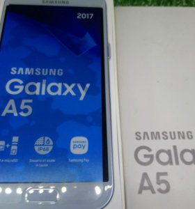 Новый Samsung galaxy a5 2017