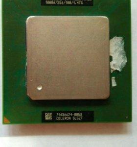 Процессор Intel Celeron SL5ZF 1000MHz