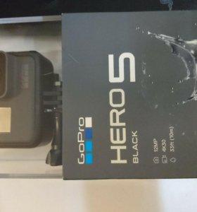 GoPro hero 5 black edition chdhx-502