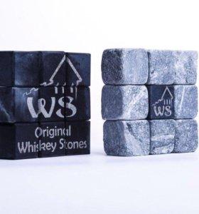 Оригинальные камни для виски.Original-WS.
