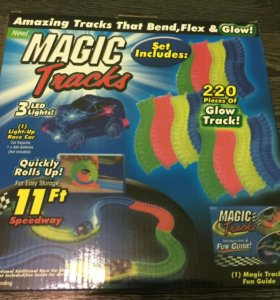 Magic tracks