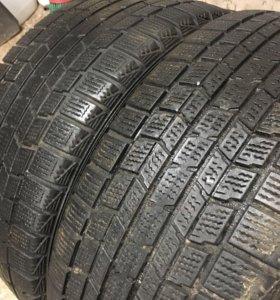 Шины б/у Dunlop Graspic DS-3 215/55 R16