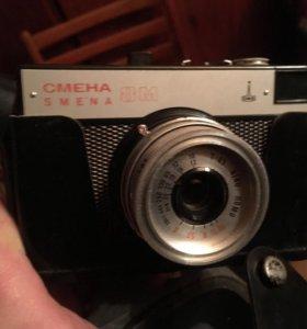 СМЕНА 8М фотоаппарат