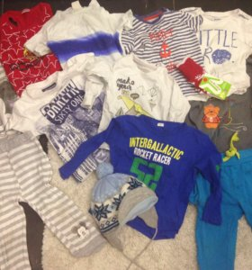 Одежда детская пакет