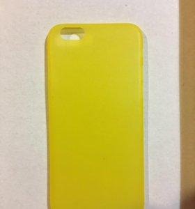 Чехол на iPhone 6/6s🖤