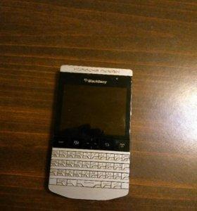 Телефон porshe design blackberry p'9981