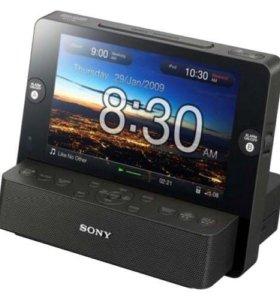 Sony Dream Machine радио/будильник