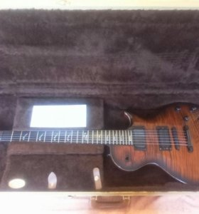Carvin CS6 California single cut custom shop