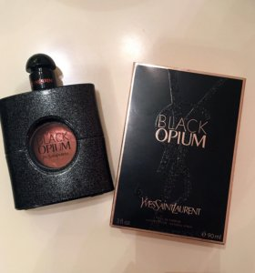 Духи YSL Black Opium оригинал