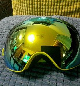 Маска для сноуборда и горных лыж