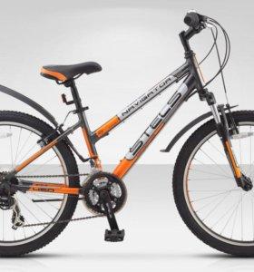 Велосипед спортивный многоскоростной Stels