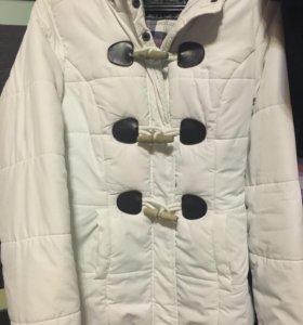 Тёплая курточка 42-44