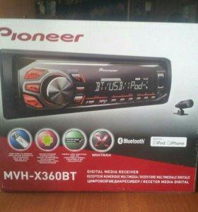 Pioneer MVH - X360BT