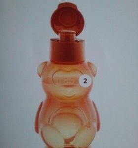 Новая симпатичная бутылочка Tupperware