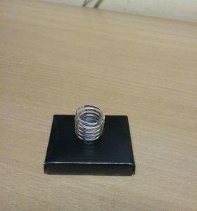 Кольцо-пружинка