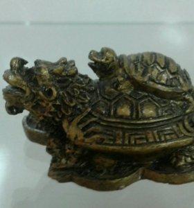 Драконочерепаха.