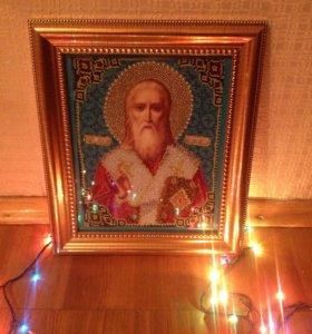 Икона Священномученика Дионисия Арепагита
