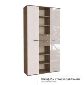 Шкаф 2-х створчатый Бьюти