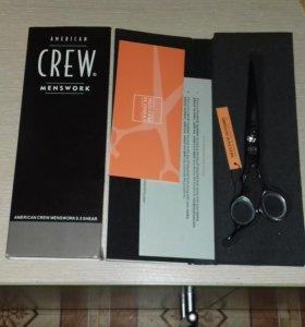 """Ножницы NEW American Crew Menswork 6.5"""" Shears"""