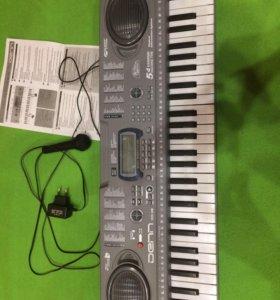 Электронный синтезатор DEK 860