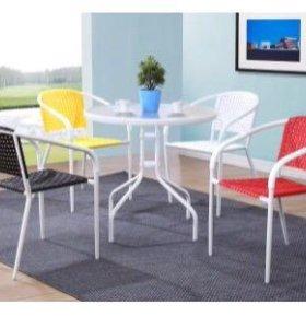 Мебель для отдыха из ротанга