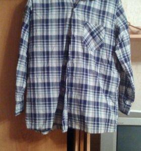 Рубашки на мальчика.