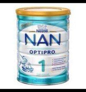 Детская смесь NAN Optipro1