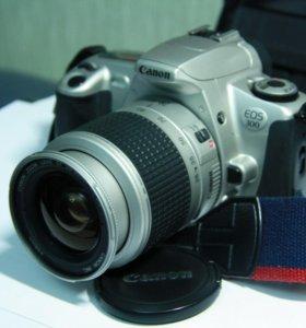 пленочный аппарат Кенон еос 300