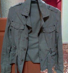 Куртка -накидка