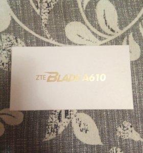 Смартфон ZTE BLADE A610
