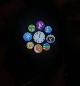 Часы smart watch андроид
