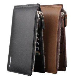 Оригинальный мужской кошелек-портмоне