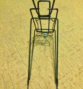 """Велосипедный багажник на """"26"""" колёса"""