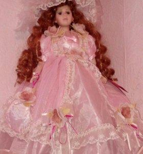 Куклы фарфор
