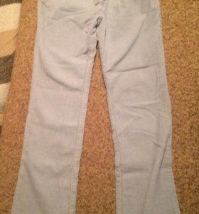 Вельветовые брюки M