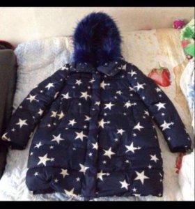 Женская куртка новая,зимняя.❄️