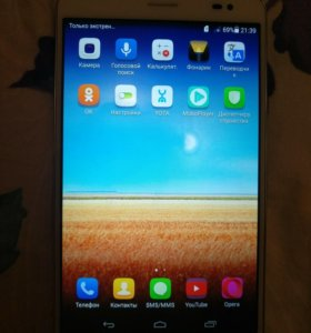 Huawei MediaPad X1 7.0 3 фф