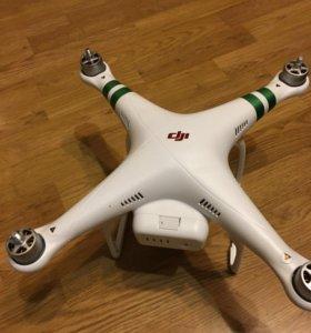 Квадрокоптер DJI 3 standard