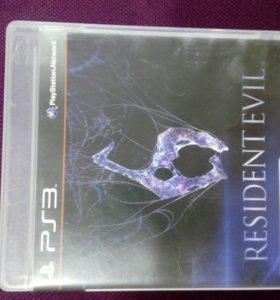 Resident evil игра для пс3