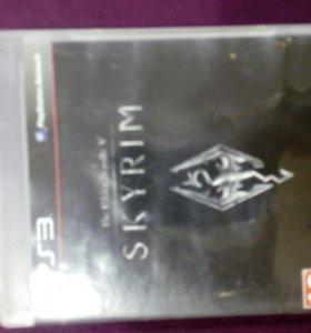 Skyrim игра для пс3