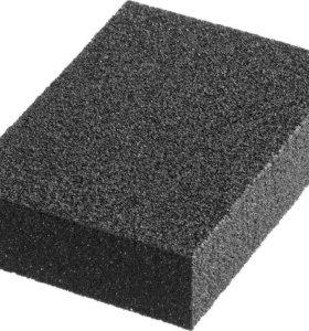 Губка шлифовальная двухсторонняя P100 - P400