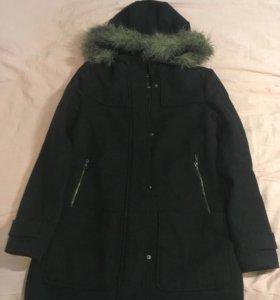 Пальто с подкладкой