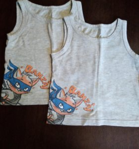 Майки, футболки, трусики пакетом